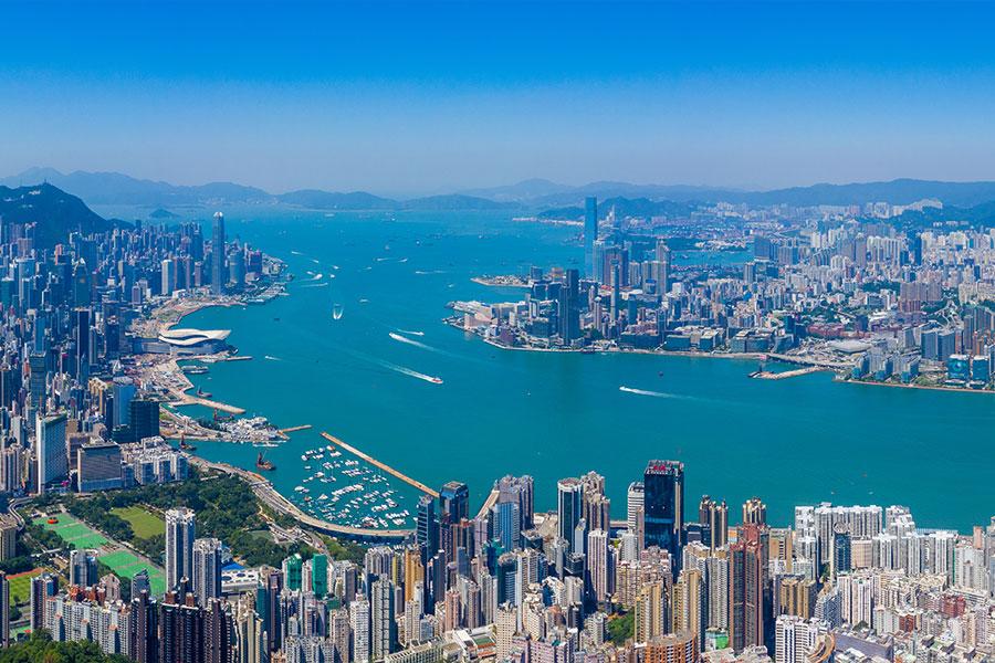 hong kong - Globale Standorte