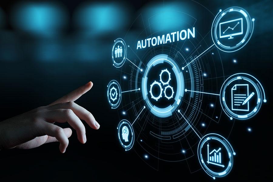 automation - Rechnungseinreichung, Automatisierung