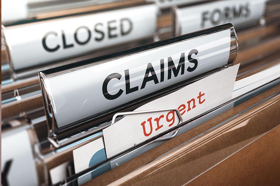 claims management - Traitement et gestion des réclamations