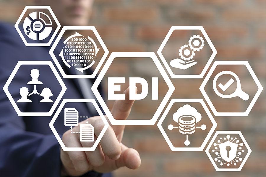 edi electronic data interchange - About