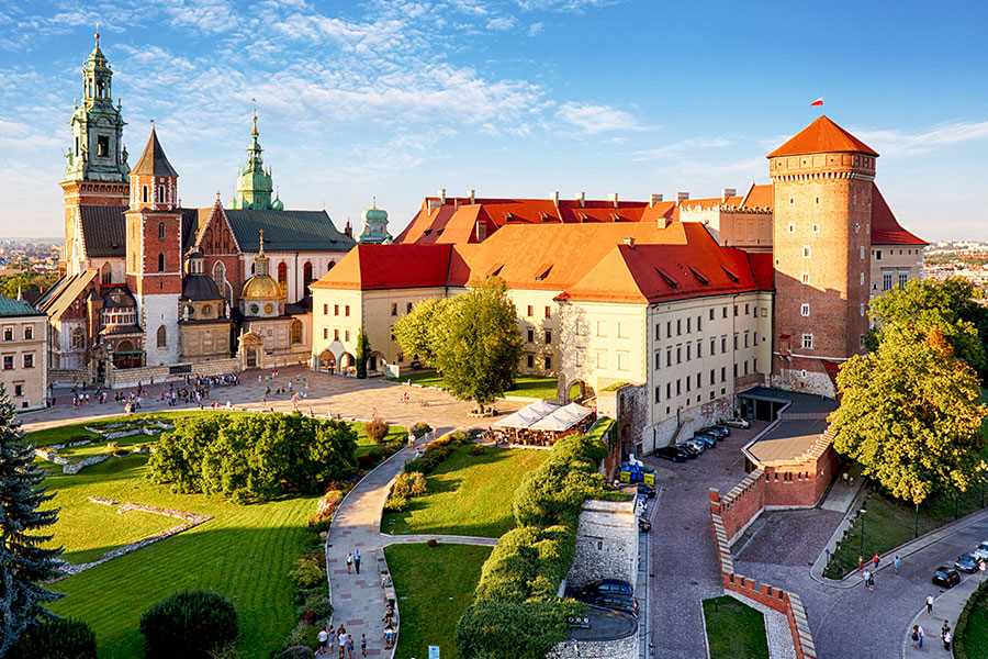 krakow - Globale Standorte